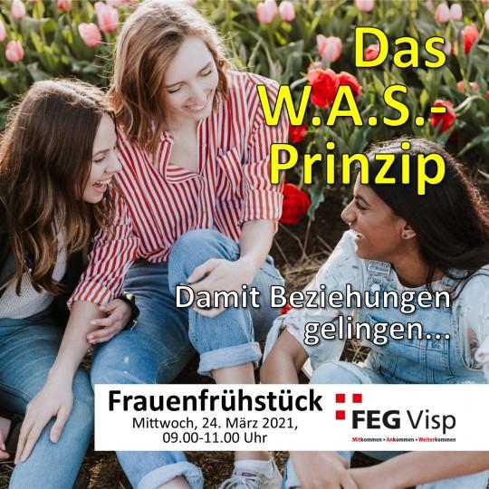 """Das """"W.A.S""""-Prinzip"""