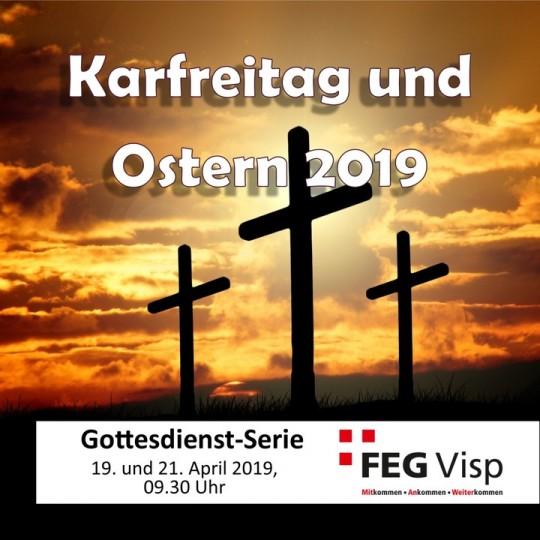 Ostern - Leben in der Kraft der Auferstehung