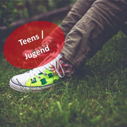 Teens/Jugend (ab 01. OS)