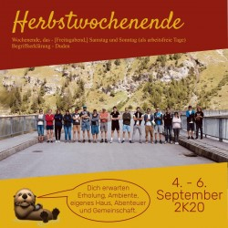 FEG-Visp Teenie-Point/JG-Herbstweekend